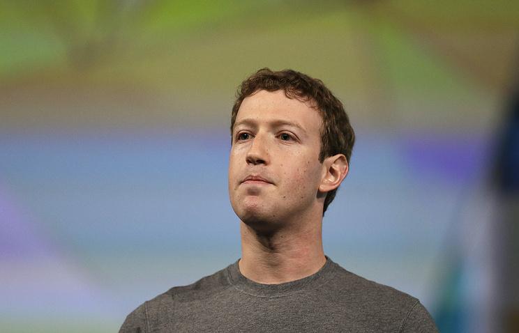 В ЕП недовольны выступлением Цукерберга