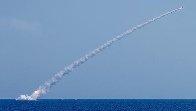 Российская подлодка отомстила боевикам