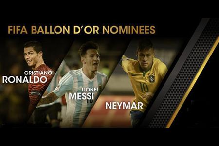 2017-ci ilin ən yaxşı futbolçuları kim olacaq?
