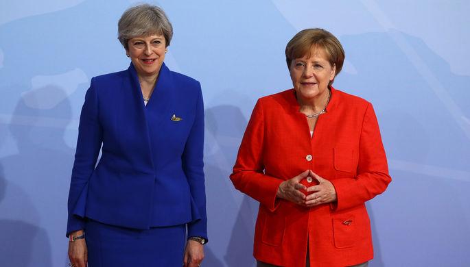 Мэй: Британия не чувствовала себя дома в ЕС