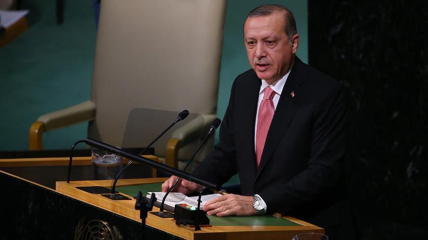 Активная дипломатия Эрдогана в Нью-Йорке
