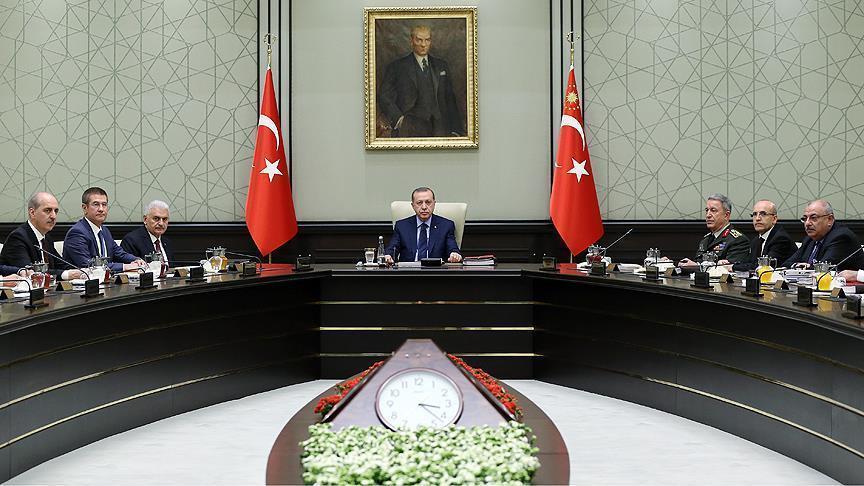 Эрдоган созвал Совбез по курдскому вопросу