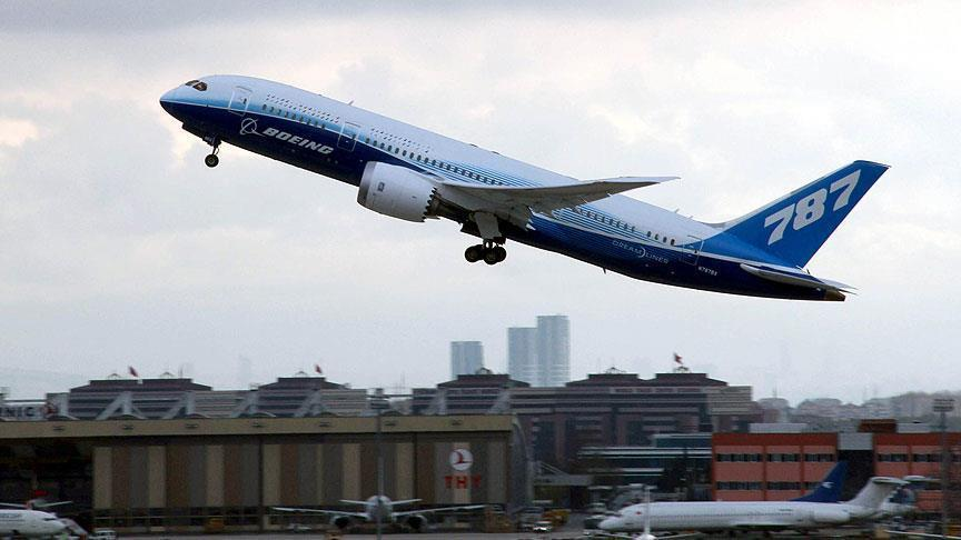 Turkish Airlines намерена приобрести 40 Boeing Dreamliner