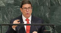 Kubalı nazir BMT-də Trampı ittiham etdi