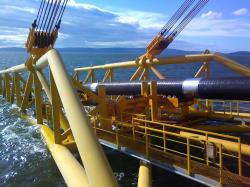 По TANAP в Турцию поставлено 2,7млрд кубометров газа