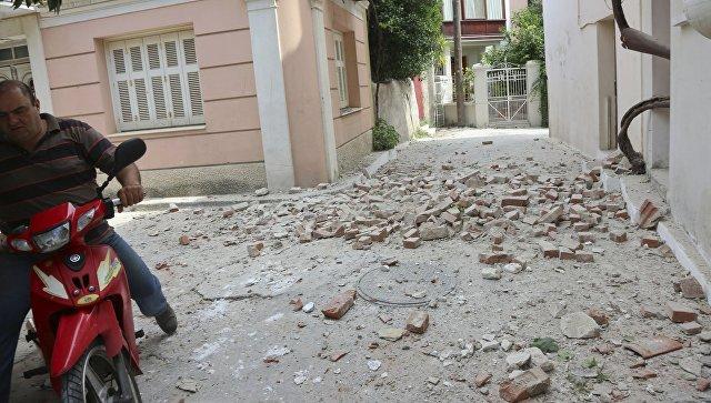 آمریکادا ایکی گوجلو زلزله ایله سیلکهلندی