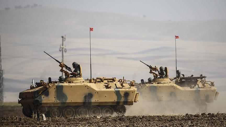 Турция расширила масштаб учений на границе с Ираком