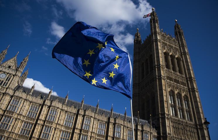 Лондон готов заплатить 40 млрд фунтов за выход из ЕС