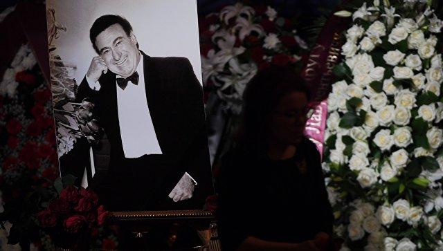 Зураба Соткилаву похоронили в Тбилиси