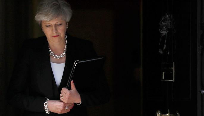 Мэй хочет убедить страны ЕС выслать российских дипломатов