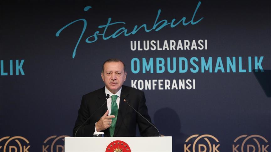 Эрдоган сделал заявление по курдскому референдуму