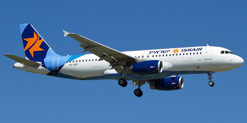Israir Airlines начинает полеты в Баку