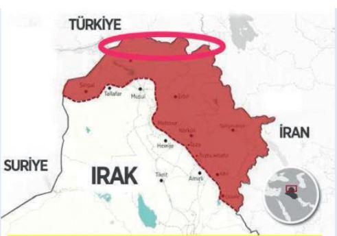 Türkiyə İran və İraqla birgə hücuma hazırlaşır - Qəndil yerlə bir ediləcək