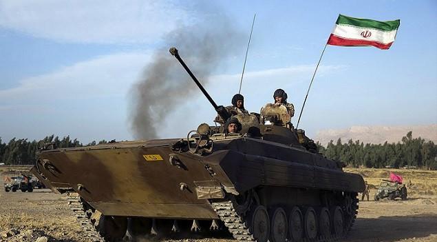سپاه عضوو سورییادا اؤلدورولدو