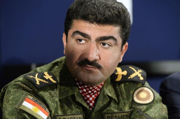 بارزانی: موستقیل کوردوستان روس سلاحلاری ایله...
