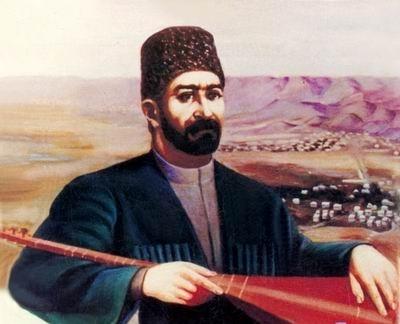 گونئی آذربایجاندا یاشاییب یاراتمیش آشیغیمیزدان - شعر