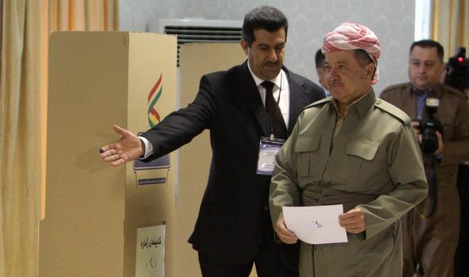 Как Барзани хотел все, но остался ни с чем