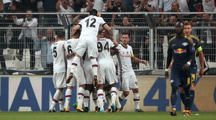 """ÇL: """"Beşiktaş"""" uduzdu, """"Real""""dan darmadağın"""