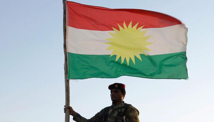 Курды обвинили Россию в одобрении Турции