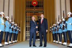 اردوغان: پوتین اطرافی سوزدو و دئدی کی...