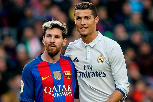 Ronaldo Messiyə rəqib ola bilməyəcək