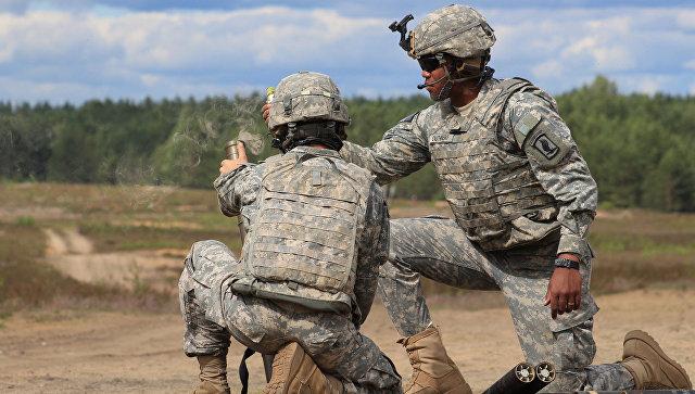 Hərbçilərimiz NATO-nun hərbi təlimlərində...