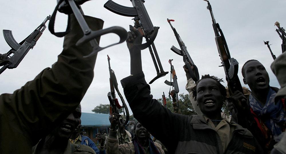 Bu ərazilər geri qaytarılmalıdır! - Sudan