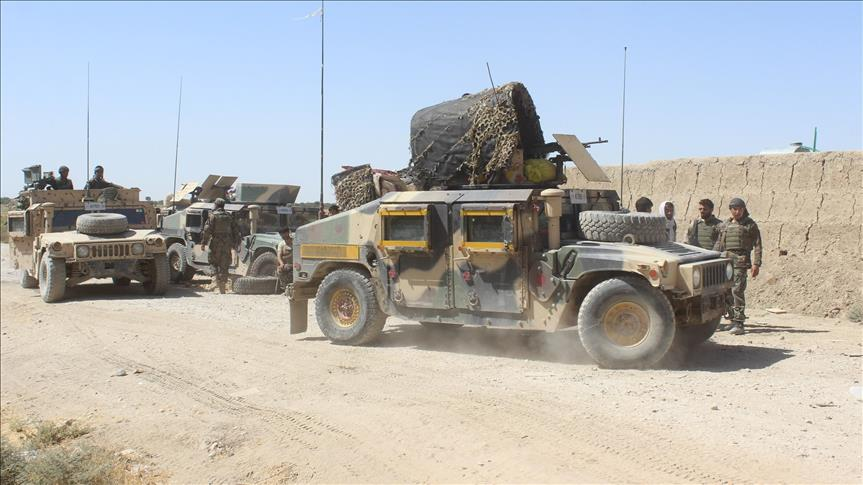 258 Taliban killed in fierce clashes with govt forces