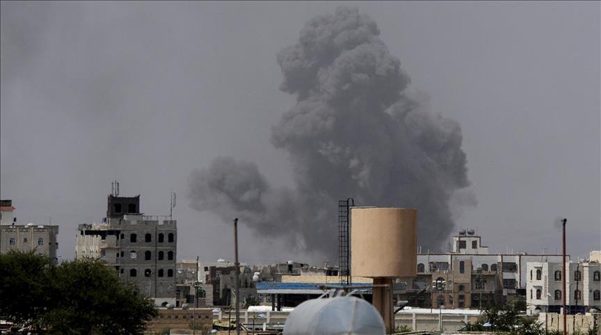 Ракетный обстрел казармы в Йемене: 70 погибших