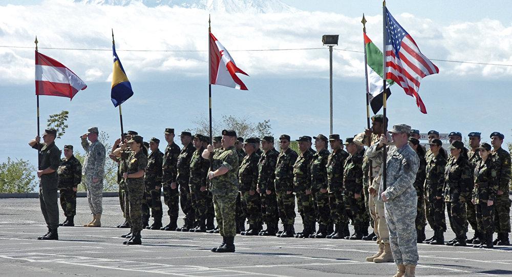 Армения не в НАТО, пока денег не надо