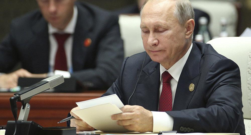Putin son 26 ildə Rusiyanın ilk qələbəsini qazandı