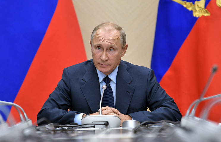 Putin announces state of emergency in Norilsk -