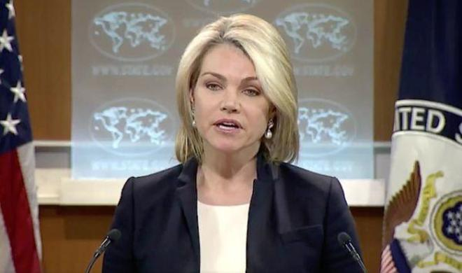 US urges Iraq and KRG to cease violence, restore calm