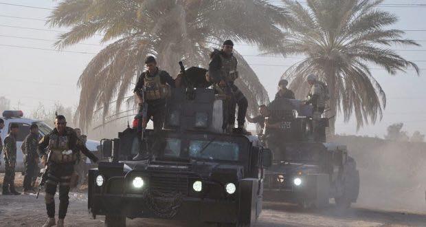Haşdi-Şabi Suriyada İŞİD-i vurdu
