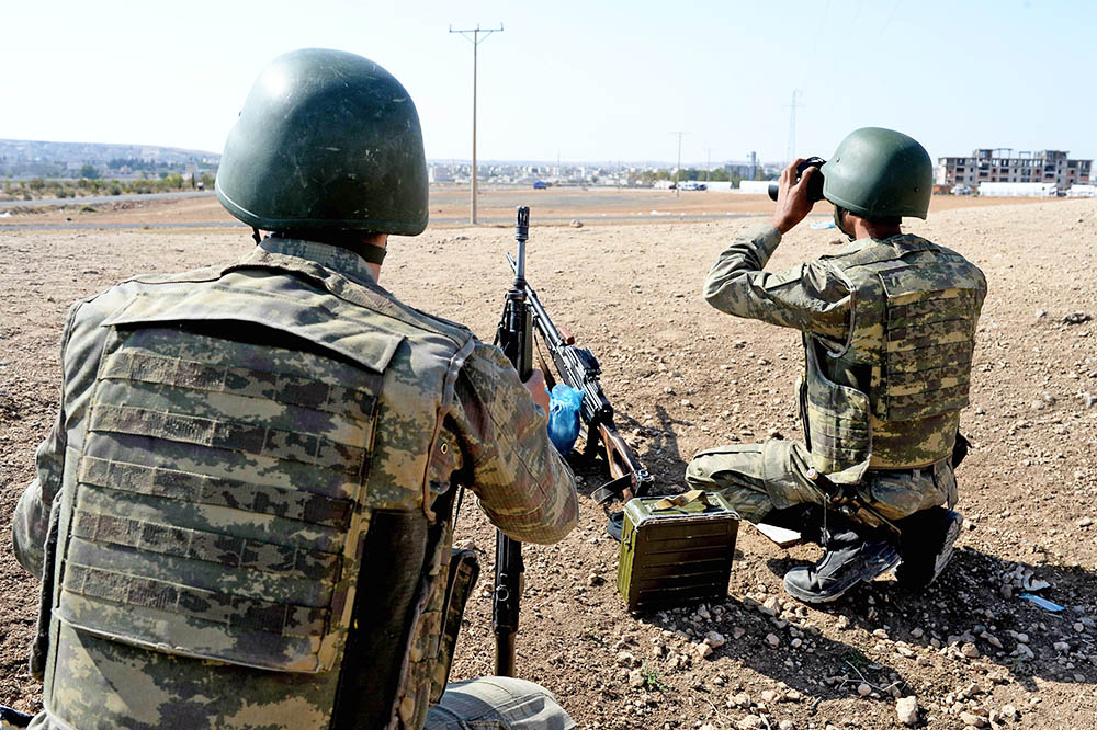 Türkiyə ordusu 6 PKK-çını məhv etdi