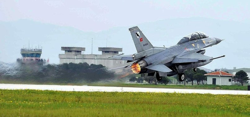 Turkish jets return from NATO's air policing mission