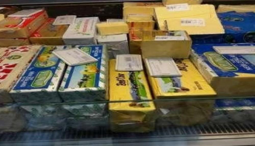 В Баку под видом сливочного масла продавался спред