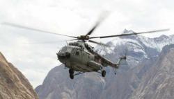 روسییادا هلیکوپتر قزاسی: یارالیلار وار