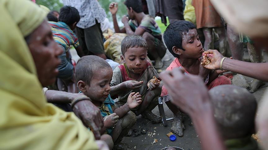 Rohingya mark two years of refugee crisis
