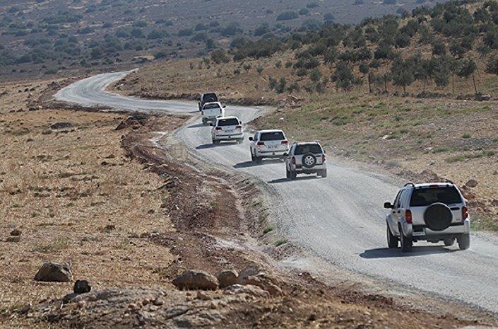 Terrorçular İdlib dəhlizini bağladı