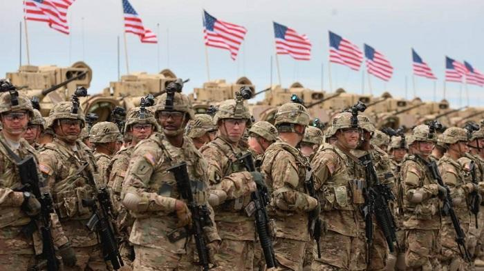 US military crosses into Iraq from Syria