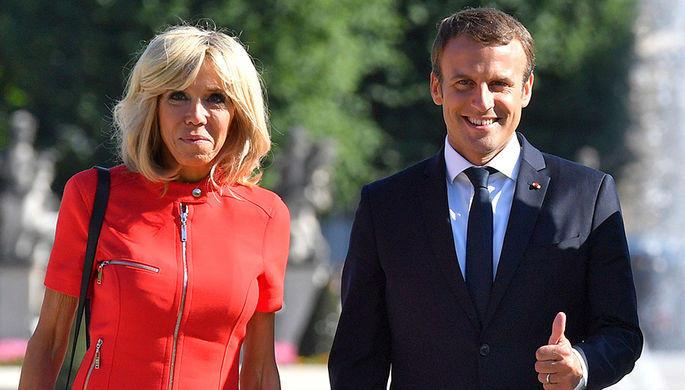 Президент Франции посетит Азербайджан