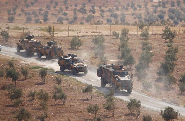 Afrində son durum: 3733 terrorçu məhv edildi