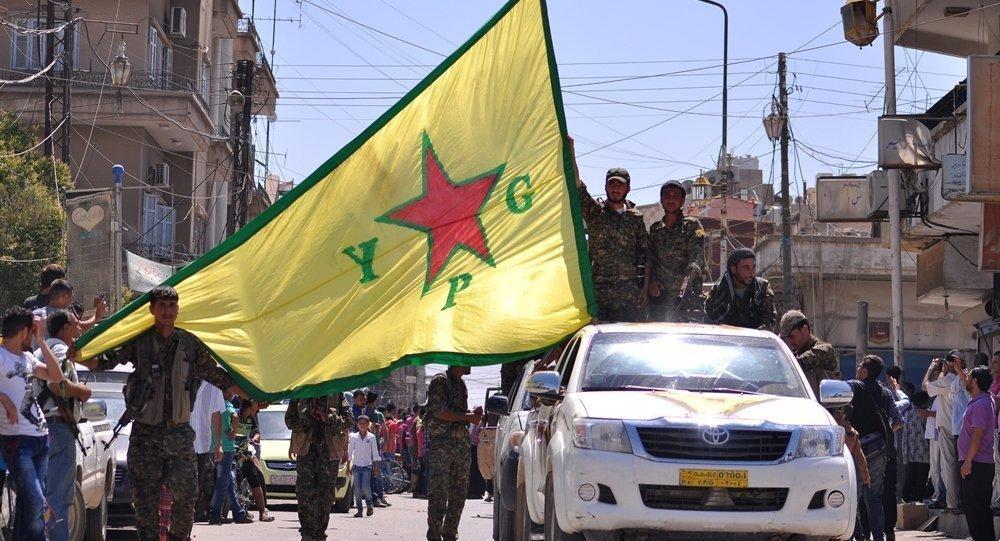 """ABŞ bizdən """"peşka"""" kimi istifadə etdi – YPG"""
