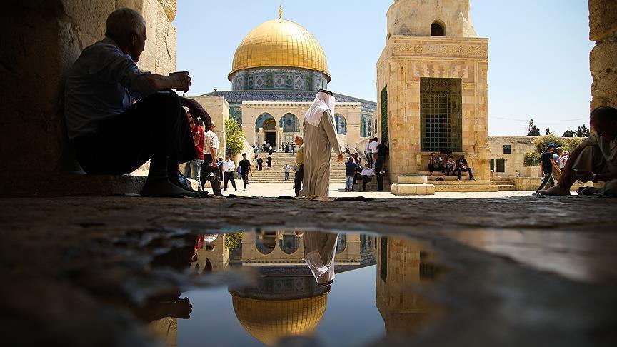 Израиль снял запрет на вход в святыню ислама