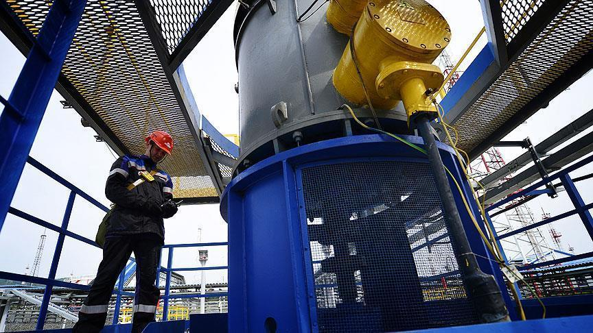 Azerbaijani gas delivered to Europe