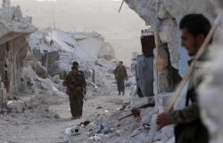 In 3 days, regime attacks kill 250 in Syria's E. Ghouta