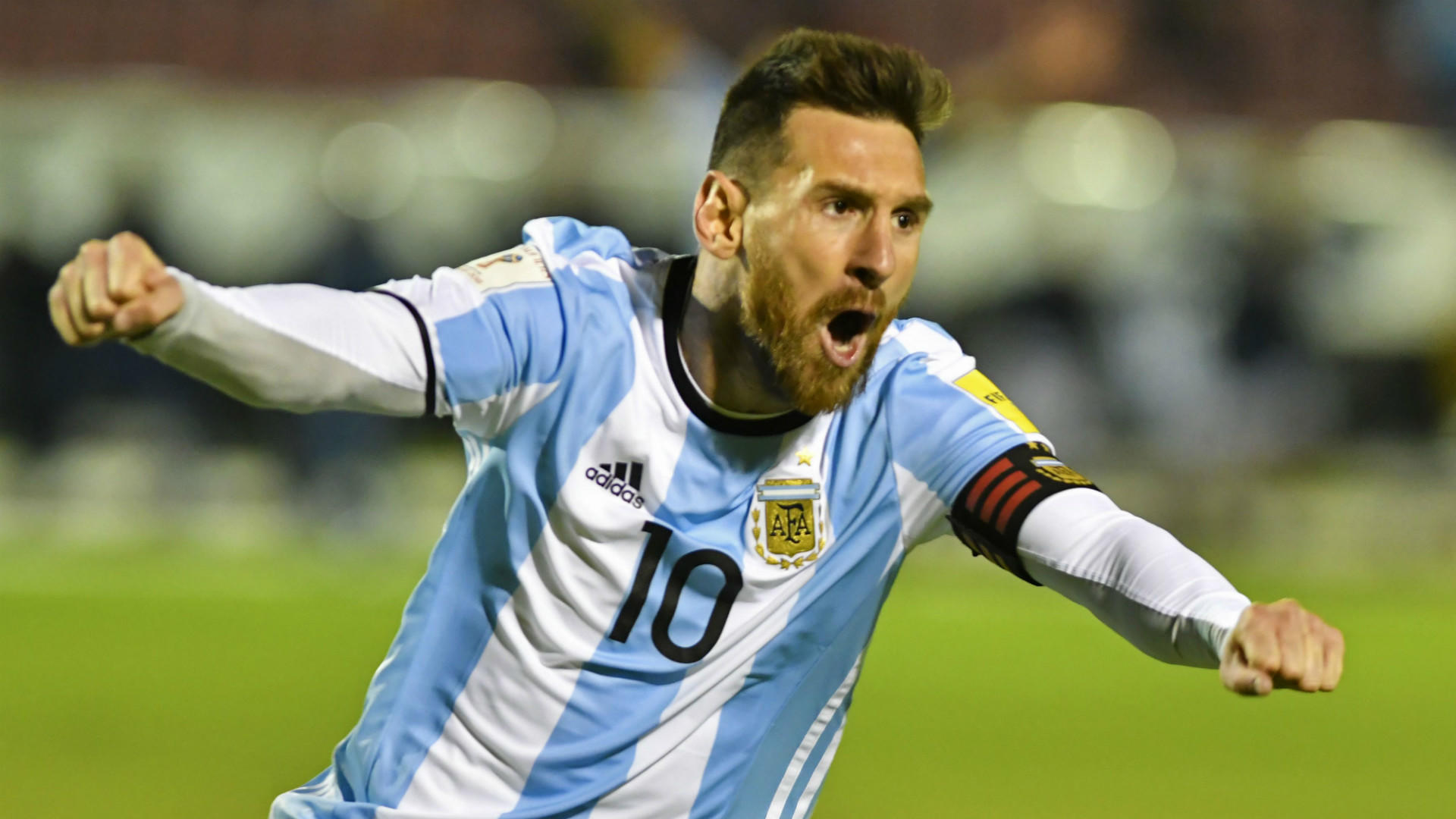 Messi tells Brazil coach Tite to 'shut up' -