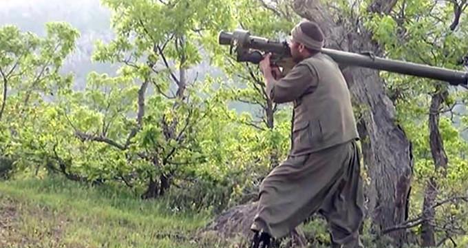 PKK peşmərgə qüvvələrini atəşə tutdu