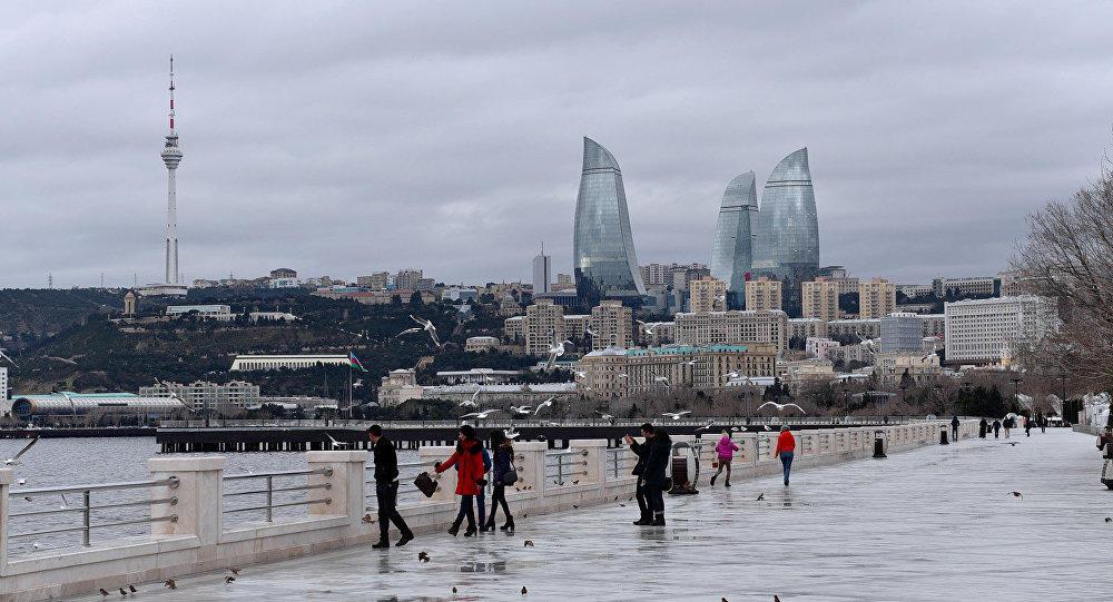 Завтра в Баку ожидается мокрый снег